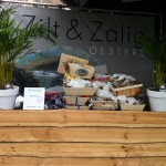 Festival catering oesterbar