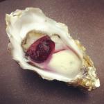 oester met kers