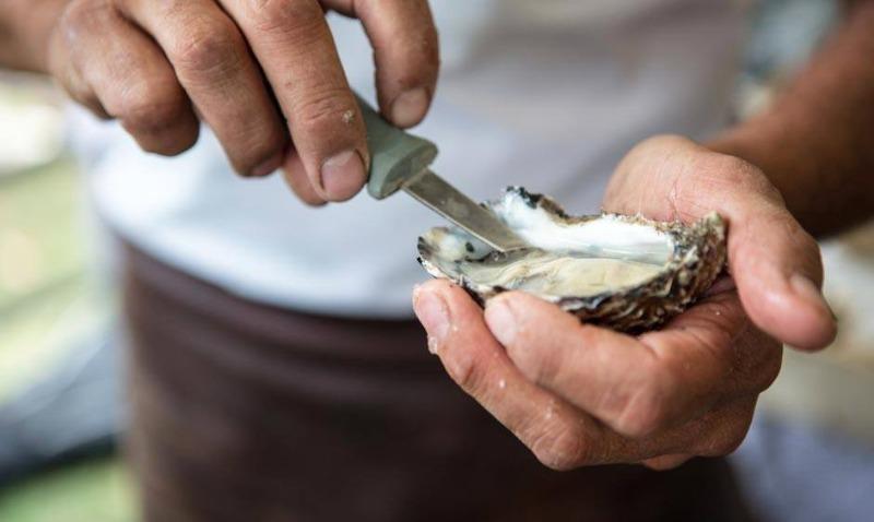 Oesterman inhuren op locatie catering cateraar oesters zilt bruiloft beurscatering evenementcatering bedrijfscatering